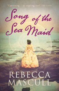 Song of the Sea Maid by HWA member Rebecca Mascull