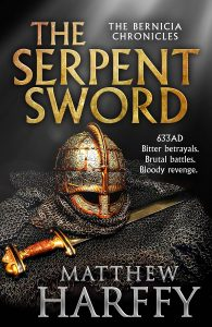 The Serpent Sword by HWA member Matthew Harffy