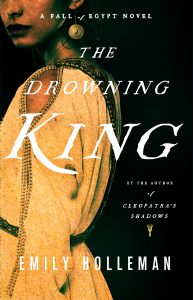 The Drowning King by HWA member Emily Holleman