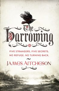 The Harrowing by HWA member James Aitcheson