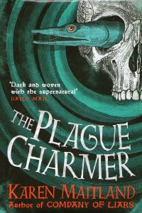The Plague Charmer by HWA member Karen Maitland