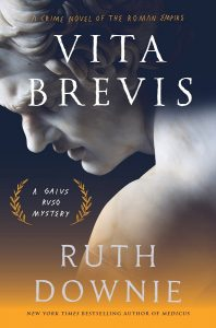 Vita Brevis by HWA member Ruth Downie