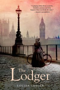 The Lodger by HWA member Louisa Treger