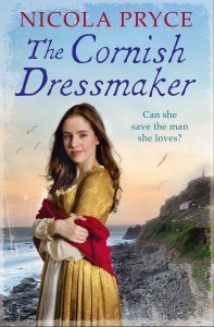 The Cornish Dressmaker by HWA member Nicola Pryce