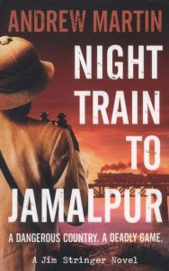Night Train To Jamalpur by HWA member Andrew Martin