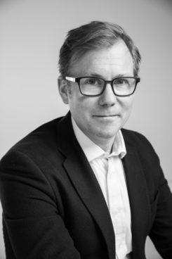 Historical Writers Association member - Alec Marsh
