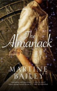 The Almanack by HWA member Martine Bailey