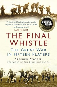 Book cover Final Whistle