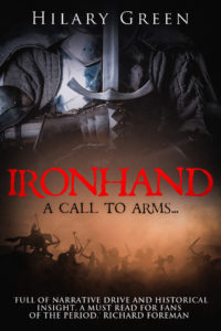 IRONHAND and GOD'S WARRIOR by HWA member Hilary Green