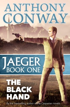 The Black Hand (Jaeger, Book 1)