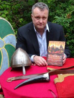 Historical Writers Association member - Paul Hill