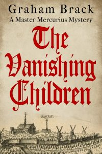 The Vanishing Children by HWA member Graham Brack
