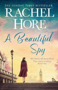 A Beautiful Spy by HWA member Rachel Hore