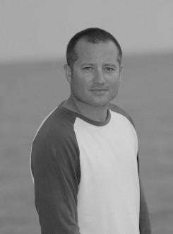 Historical Writers Association member - Jonathan Trigell