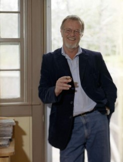 Historical Writers Association member - Bernard Cornwell