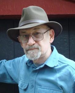 Historical Writers Association member - Bruce Macbain