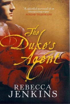 The Duke's Agent – the first FR Jarrett Mystery