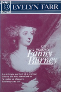 The World of Fanny Burney