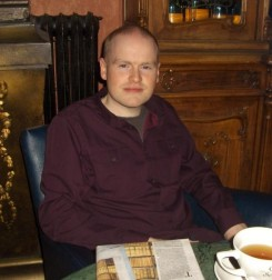 Historical Writers Association member - Andrew Hughes