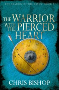 The Warrior With The Pierced Heart by HWA member Chris Bishop