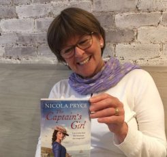 Historical Writers Association member - Nicola Pryce