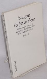 Saigon to Jerusalem: