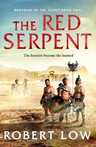 The Red Serpent (Brothers Of The Sands Book 2)